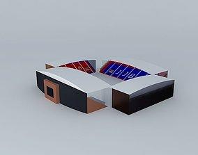 3D The JJB Stadium