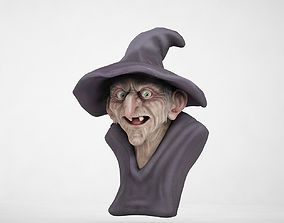 3D model Old Witch