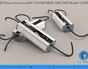 3D LED Driver Emerson MSP-T1A70IC88V0-150S - H03 Model -
