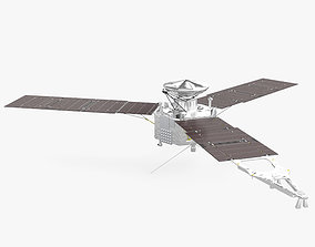 3D Juno spacecraft