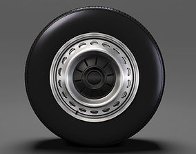 WV Crafter Chassi wheel 2017 3D model