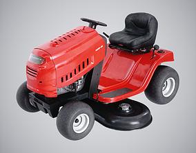 Lawn Mover 3D model
