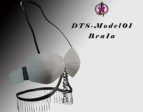 VR / AR ready DTS-Model01-Bra1A