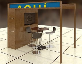 3m Stand 3D model