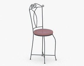 3D asset VR / AR ready 0225 - Chair