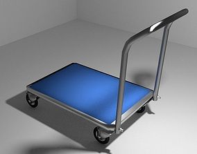 Trolley Carrier 3D model