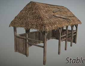 3D model Stable2