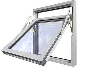 WINDOW breitling 3D model