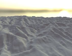 3D model Terrain Data Acquisition