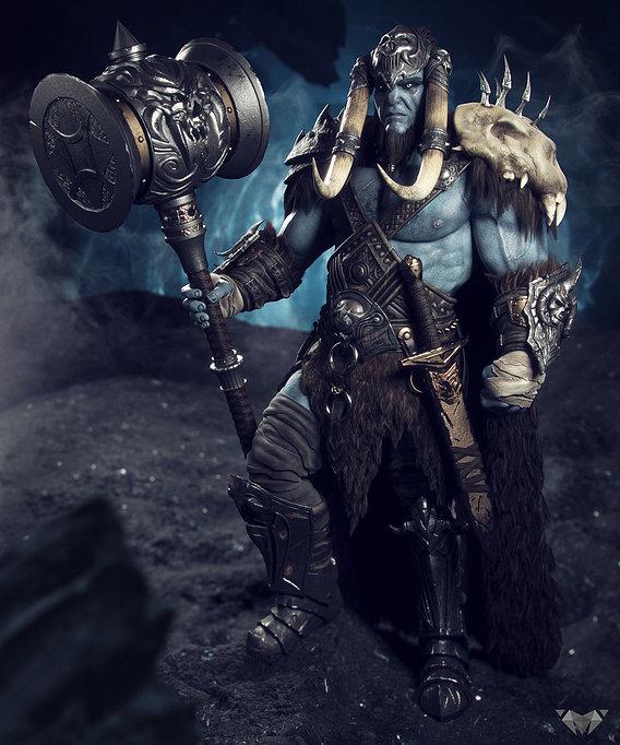 Warrior Kangrinboq