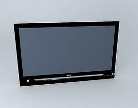 PLASMA TV 3D