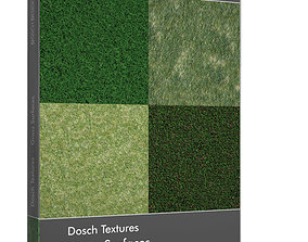 3D model Dosch Textures - Grass Surfaces