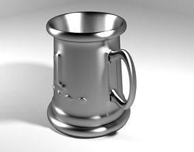 Trophy - Tankard 3D model