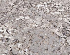 3D Desert Wasteland ground PBR Pack 2