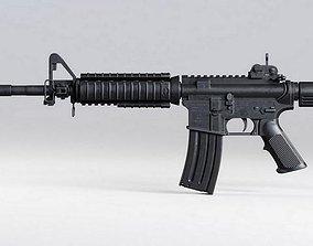 M4A1 Carbine 3D