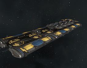 Orca EVE ONLINE 3D model