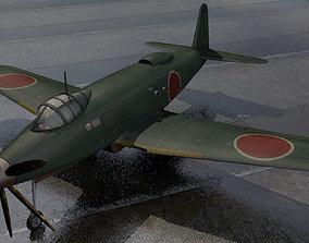 3D model Yokosuka R2Y1 Keuin