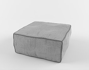 3D model Soft chair 02