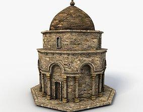 3D model Small mosque