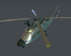 3D model Agusta AW-109