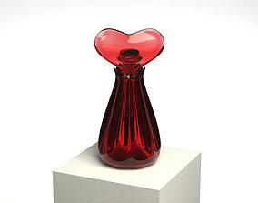 Perfume bottle 3D print model