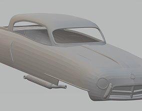 Pegaso Cupula Printable Body Car