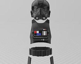 Star Wars SWBF2 Inferno Squad Inferno 3D print model 3
