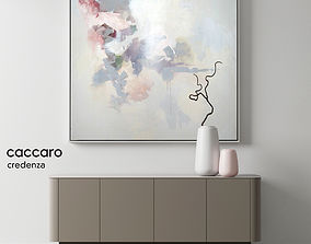 3D Caccaro Side Credenza sideboard