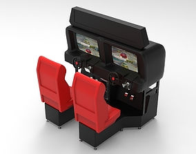 3D printable model Game Machine 2