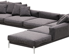 Flexform Romeo sofa 3D model