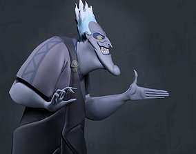 Hades from Hercules 3D print model