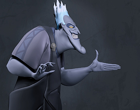 Hades from Hercules 3D printable model