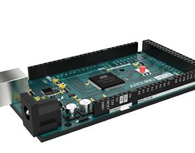 Arduino mega 3D asset
