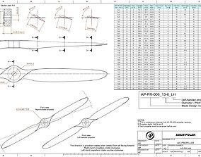 PROPELLER AP-PR-006 10-4 3D print model