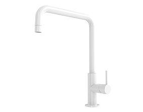Smeg Tap MC18CR White 3D model