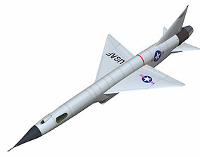 Republic XF-103 3D