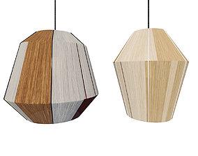 3D HAY BONBON SHADE Lamp