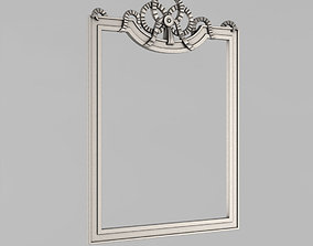 Frame for the mirror house-interior 3D print model