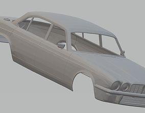 Jaguar XJ6 Sedan Printable Body Car scalextric