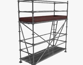 3D model Scafolding-1