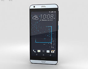 3D model HTC Desire 530 Blue Splash