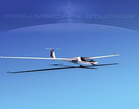 3D model Glaser-Dirks DG-300 Glider V01