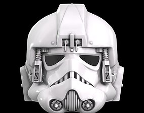 3D print model Sgtar Wars Empire Strick Back At-At driver