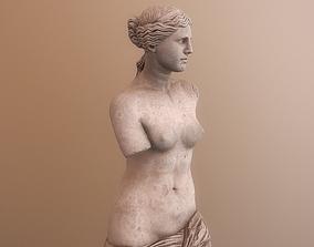 Venus de milo 3D asset