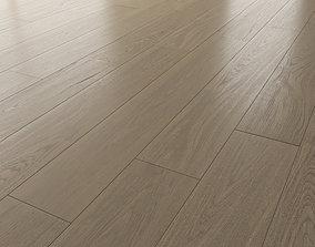 3D model Wood Floor Oak Mist New WWL