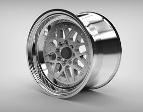 1039 Wheels 3D model