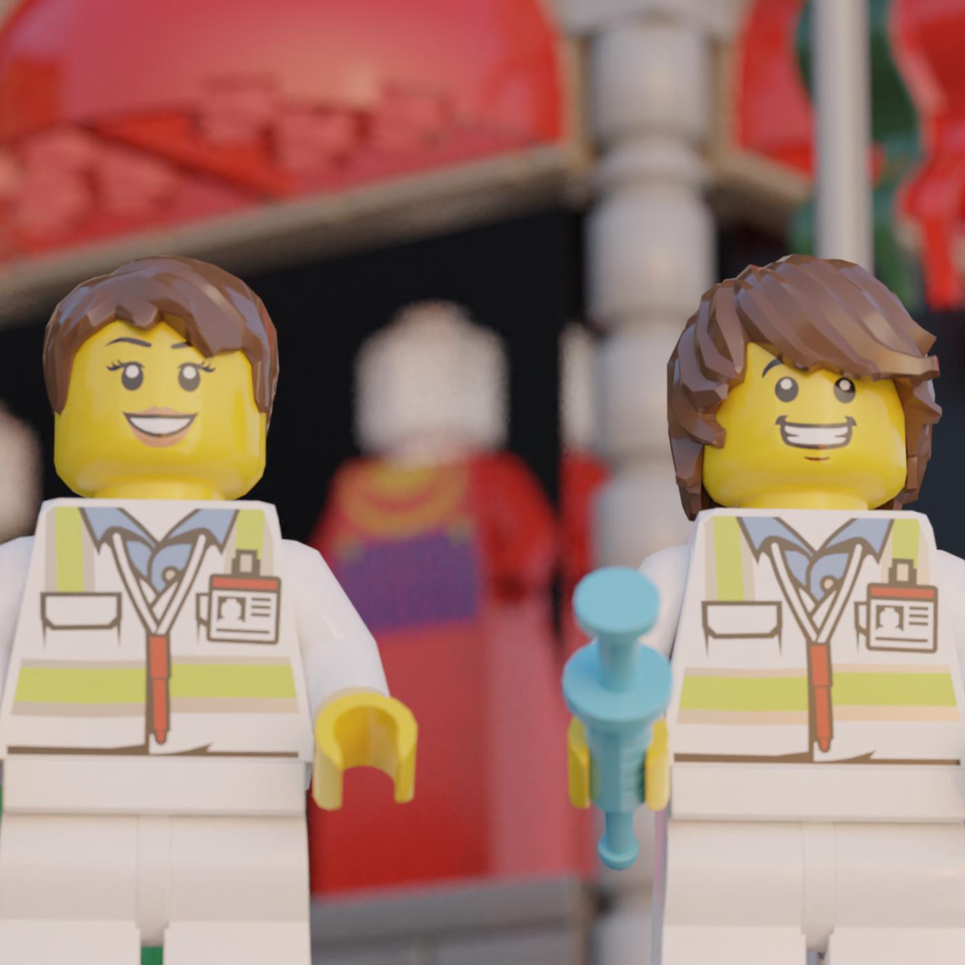 Lego doctors