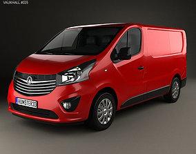 Vauxhall Vivaro Panel Van L1H1 2014 3D