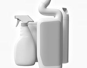 3D Detergents