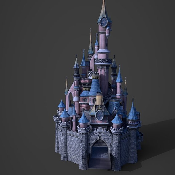 Disneyland Paris-AR project